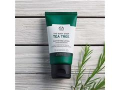 Loção Hidratante Facial The Body Shop Tea Tree 50ML - 2