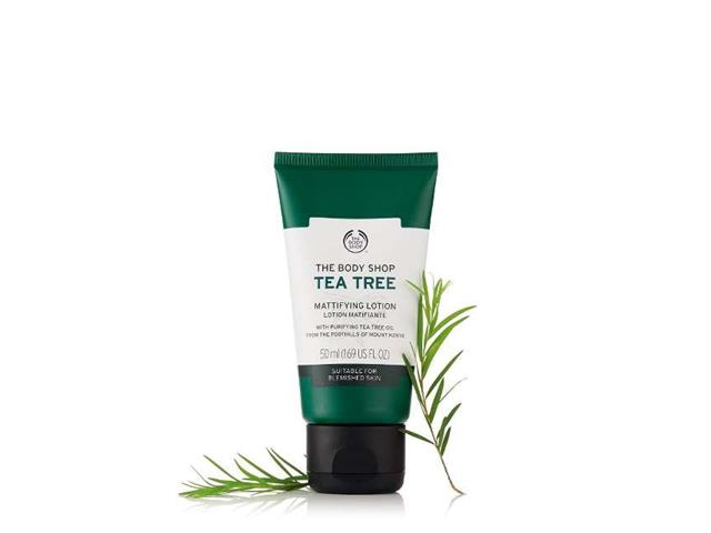Loção Hidratante Facial The Body Shop Tea Tree 50ML