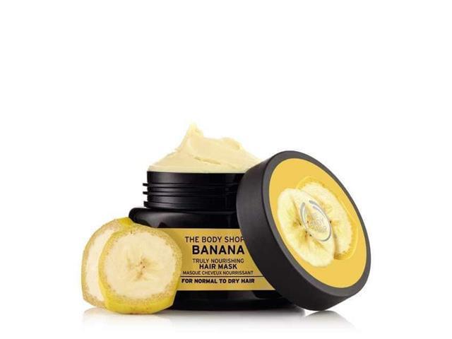Máscara Capilar The Body Shop Banana 240ML