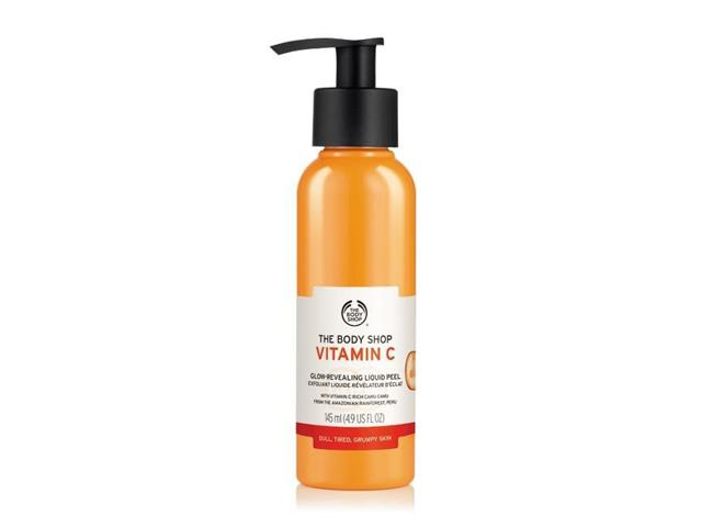 Esfoliante The Body Shop Vitamina C Peeling Líquido 145ML - 1