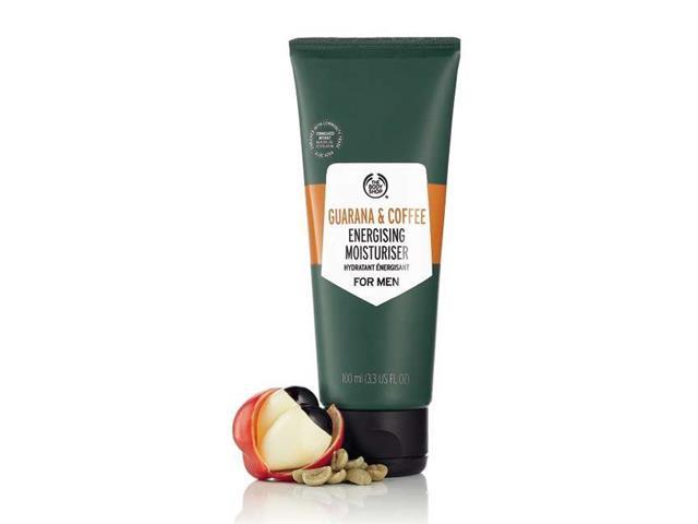 Loção Hidratante Facial The Body Shop Guaraná & Coffee 100ML