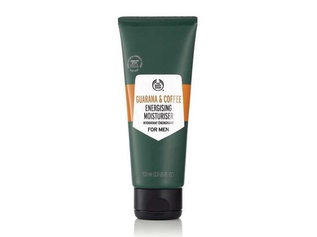Loção Hidratante Facial The Body Shop Guaraná & Coffee 100ML - 1