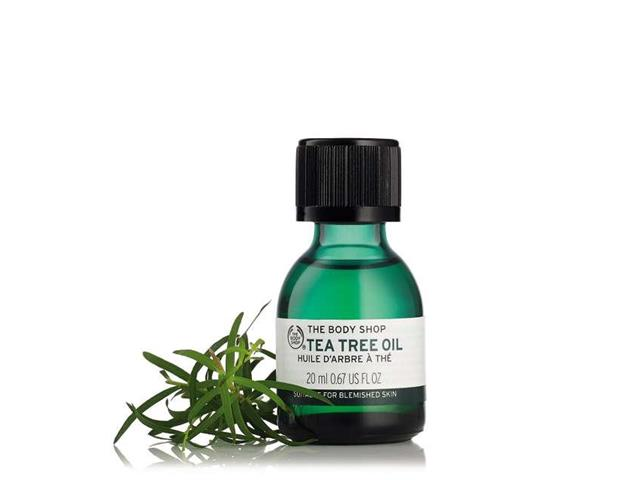 Óleo The Body Shop Tea Tree 20ML