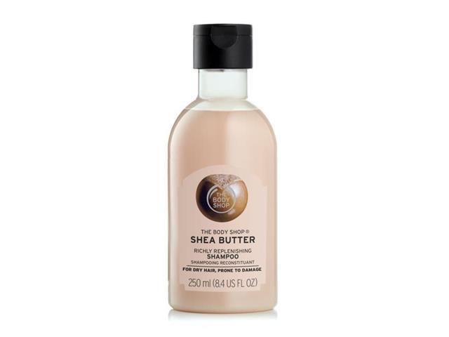 Shampoo Fortificante The Body Shop Karité 250ML - 1