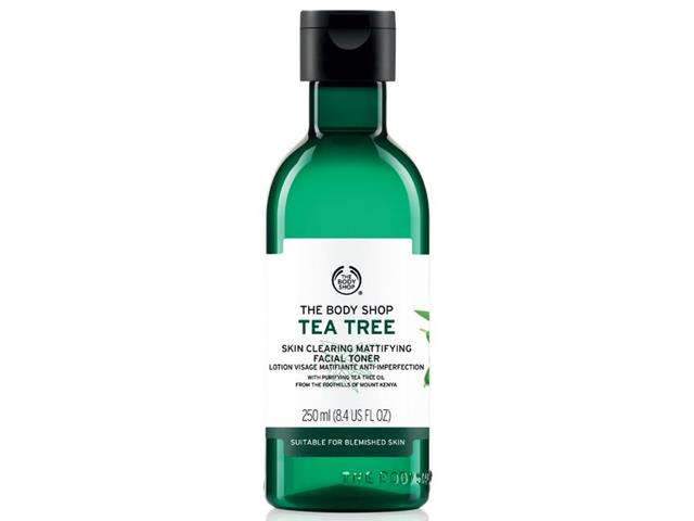 Tônico de Limpeza Facial The Body Shop Tea Tree 250ML