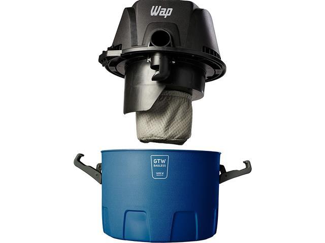 Aspirador de Pó e Água WAP GTW Bagless 1400W 110V - 5