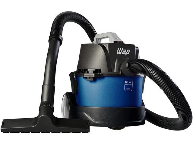 Aspirador de Pó e Água WAP GTW Bagless 1400W 110V