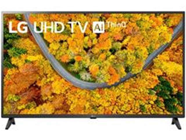 """Smart TV LED 55"""" LG UHD 4K ThinQ AI TV HDR Ativo webOS 5.0 2HDMI 2USB"""