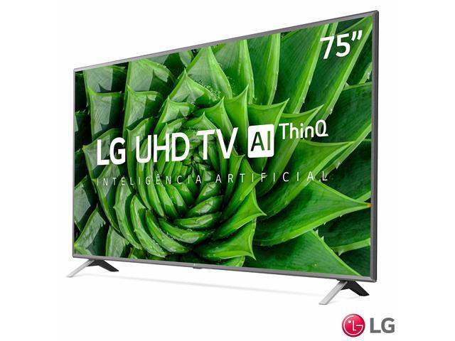 """Smart TV LED 75"""" LG UHD 4K ThinQ AI TV HDR Ativo webOS 5.0 3HDMI 2USB - 3"""
