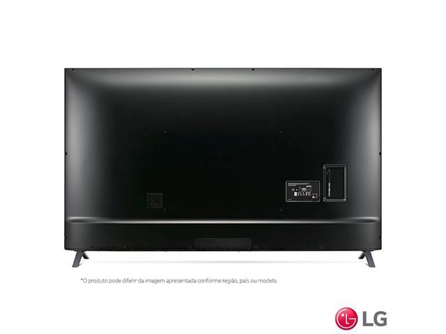 """Smart TV LED 75"""" LG UHD 4K ThinQ AI TV HDR Ativo webOS 5.0 3HDMI 2USB - 8"""