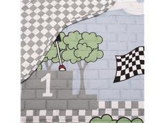 Colcha Juvenil Buettner Matelassê 2 Peças Fórmula 1 - 2