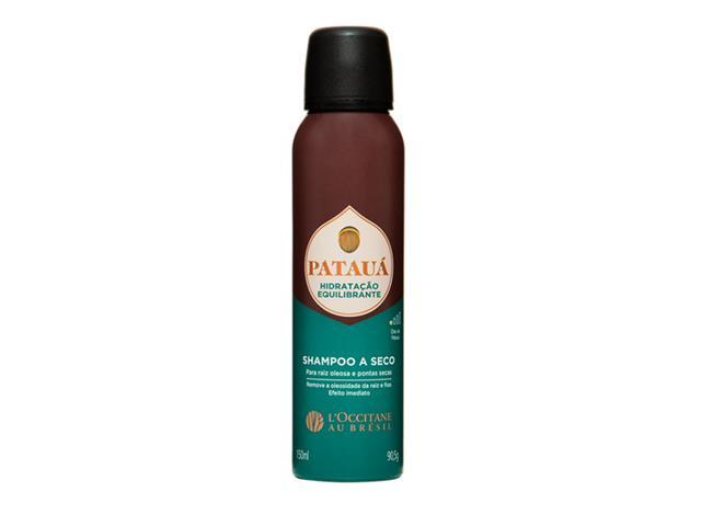 Shampoo a Seco Hidratação L'Occitane au Brésil Patauá 150ML