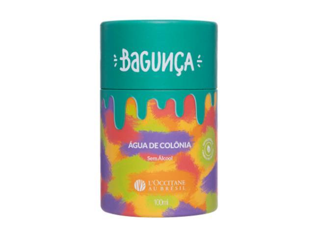 Água de Colônia Infantil L'Occitane au Brésil Bagunça 100ML - 2