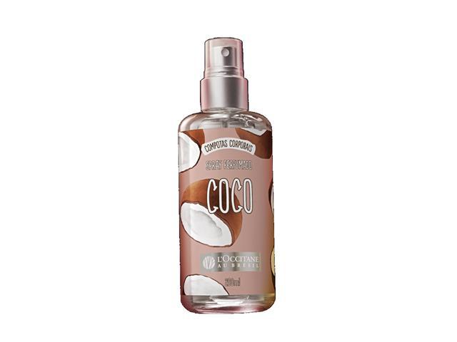 Spray Perfumado L'Occitane au Brésil Coco 200ML
