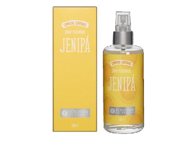 Spray Perfumado Loccitane au Brésil Jenipá 200ML - 1