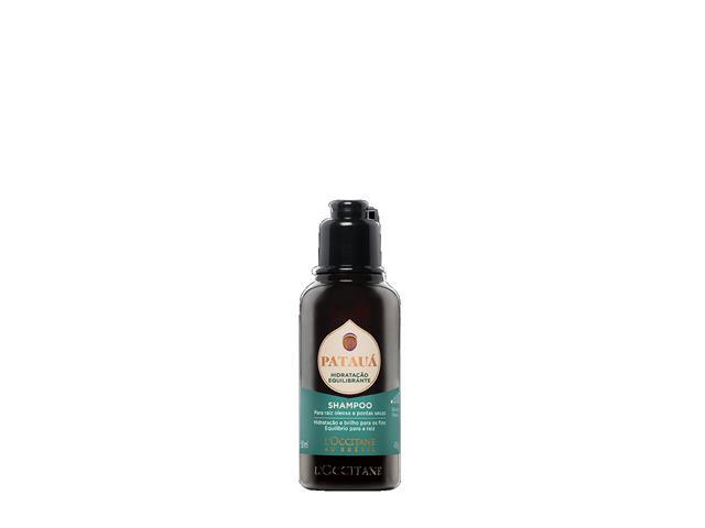 Shampoo Hidratação Equilibrante L'Occitane au Brésil Patauá 50ML