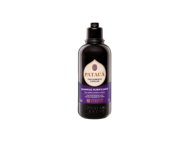 Shampoo Tratamento Capilar Loccitane au Brésil Patauá 250ML