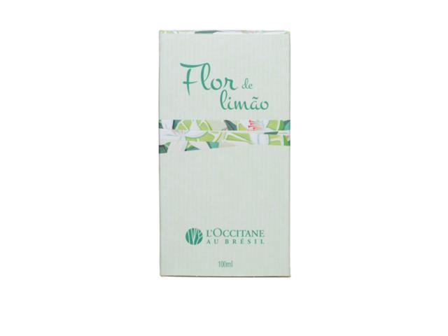 Colônia Deo L'Occitane au Brésil Flor de Limão 100ML - 1