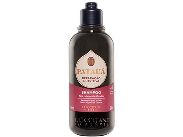Shampoo Reparação Nutritiva L'Occitane au Brésil Patauá 250ML