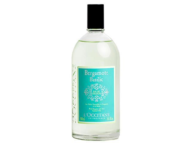 Colônia Desodorante Loccitane en Provence Bergamota e Basílico 300ML