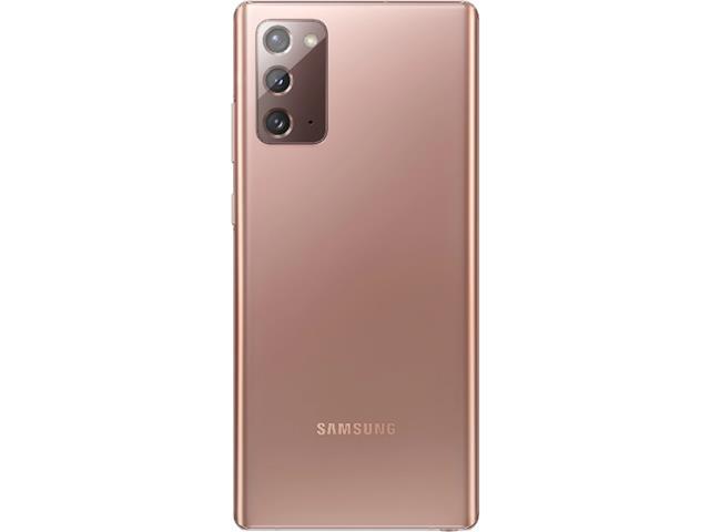 "Smartphone Samsung Galaxy Note20 5G 256GB 6.7"" 8GB 64+12+12MP Bronze - 2"