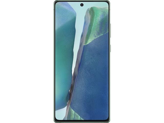 "Smartphone Samsung Galaxy Note20 5G 256GB 6.7"" 8GB 64+12+12MP Verde - 1"