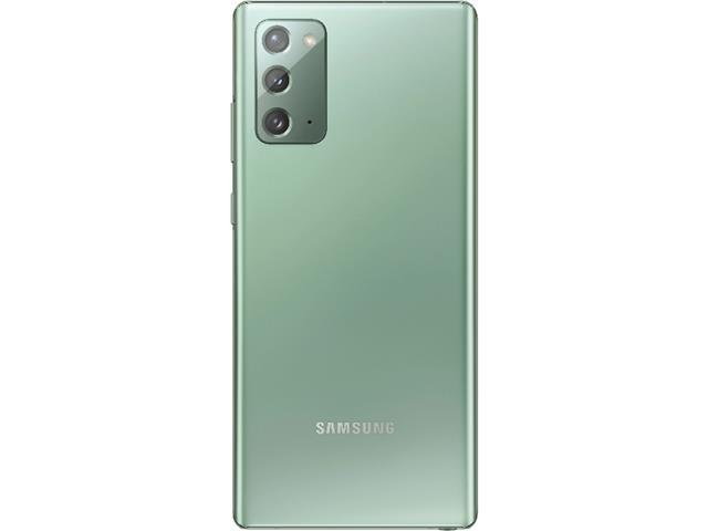 "Smartphone Samsung Galaxy Note20 5G 256GB 6.7"" 8GB 64+12+12MP Verde - 2"