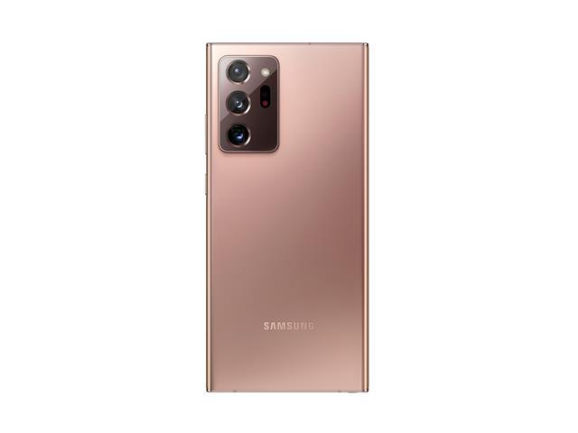 "Smartphone Samsung Galaxy Note20 Ultra 5G 256GB 6.9""108+12+12MP Bronze - 2"