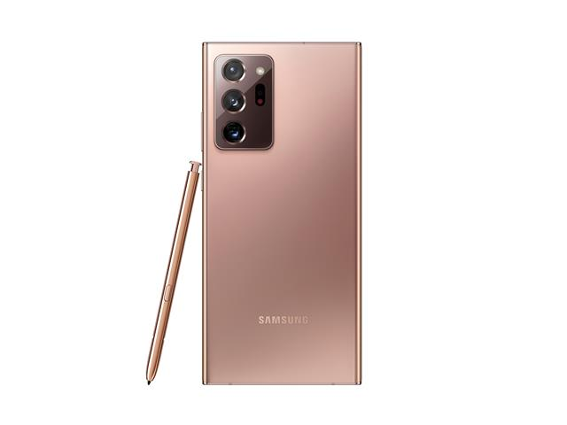 "Smartphone Samsung Galaxy Note20 Ultra 5G 256GB 6.9""108+12+12MP Bronze - 5"