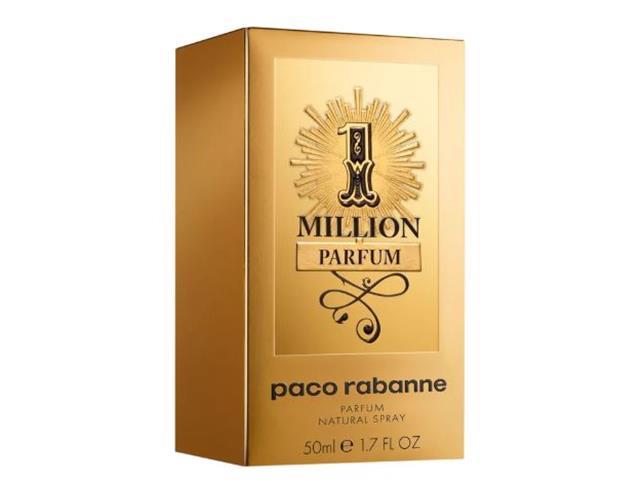 Perfume Paco Rabanne 1 Million Parfum Eau de Parfum Masculino 50ML - 2
