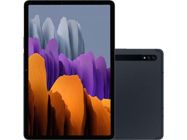 "Tablet Samsung Galaxy Tab S7 11"" S PEN 4G 256GB 8GB RAM 13+5MP Grafite - 1"