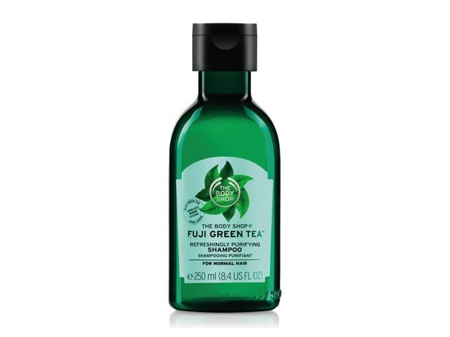 Shampoo The Body Shop Fuji Chá Verde 250ML