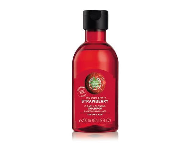 Shampoo The Body Shop Morango 250ML - 1