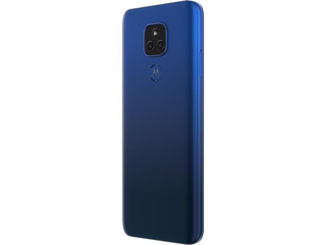 """Smartphone Motorola Moto E7 Plus 64GB Duos 6.5"""" 4G Câm 48+2MP Azul - 8"""