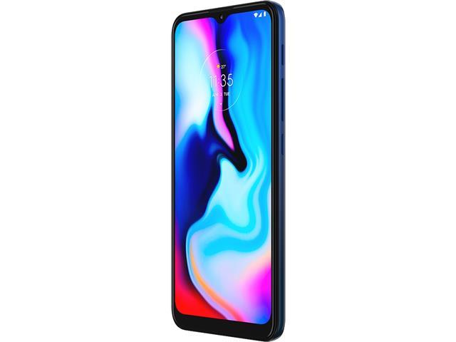 """Smartphone Motorola Moto E7 Plus 64GB Duos 6.5"""" 4G Câm 48+2MP Azul - 5"""