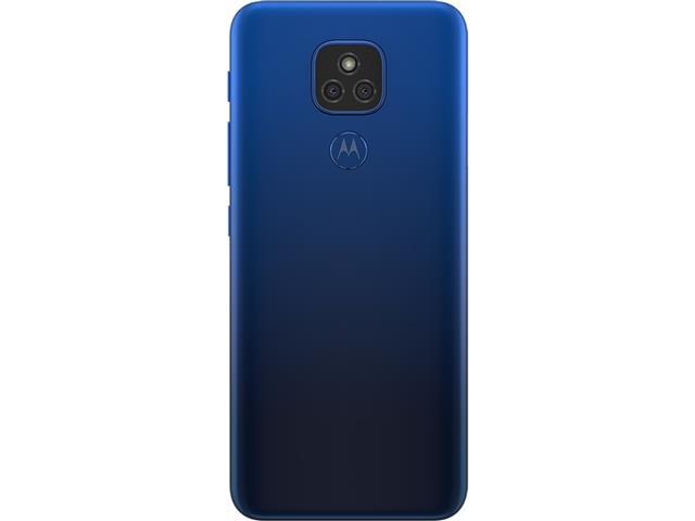 """Smartphone Motorola Moto E7 Plus 64GB Duos 6.5"""" 4G Câm 48+2MP Azul - 7"""