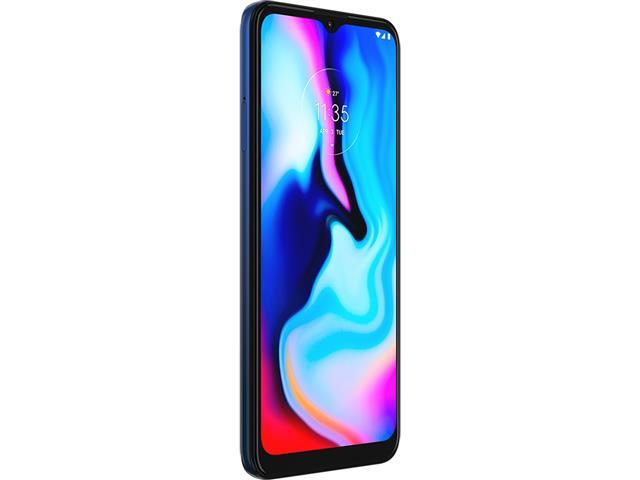 """Smartphone Motorola Moto E7 Plus 64GB Duos 6.5"""" 4G Câm 48+2MP Azul - 3"""