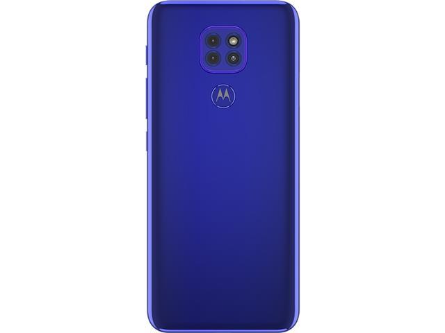 "Smartphone Motorola Moto G9 Play 64GB Duos 6.5"" 4G Câm 48+2+2MP Azul - 7"