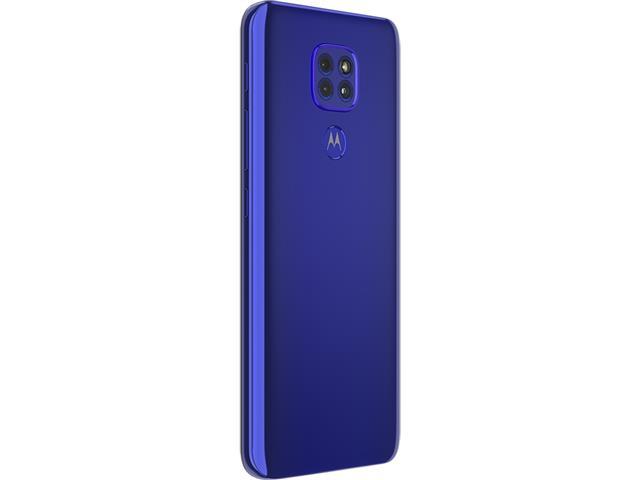 "Smartphone Motorola Moto G9 Play 64GB Duos 6.5"" 4G Câm 48+2+2MP Azul - 8"
