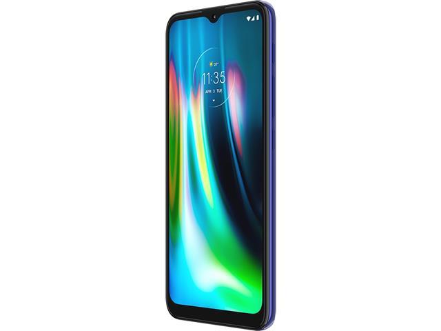 "Smartphone Motorola Moto G9 Play 64GB Duos 6.5"" 4G Câm 48+2+2MP Azul - 5"