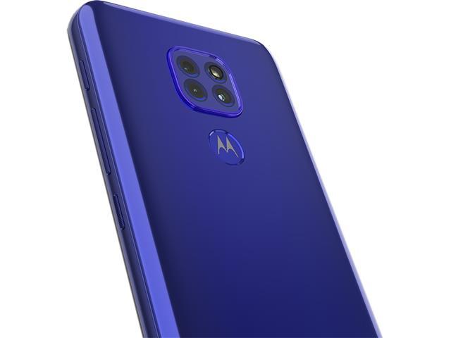 "Smartphone Motorola Moto G9 Play 64GB Duos 6.5"" 4G Câm 48+2+2MP Azul - 6"