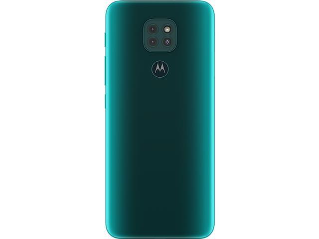 """Smartphone Motorola Moto G9 Play Verde Turquesa 64GB, 4GB RAM, Tela de 6.5"""", Câmera Traseira Tripla, Android 10 e Processador Octa-Core - 7"""