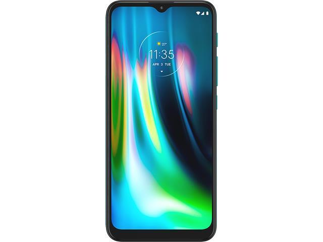 """Smartphone Motorola Moto G9 Play Verde Turquesa 64GB, 4GB RAM, Tela de 6.5"""", Câmera Traseira Tripla, Android 10 e Processador Octa-Core - 4"""