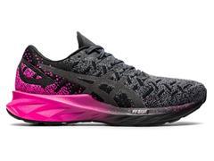 Tênis Asics Dynablast Black/Pink Glo Feminino - 1