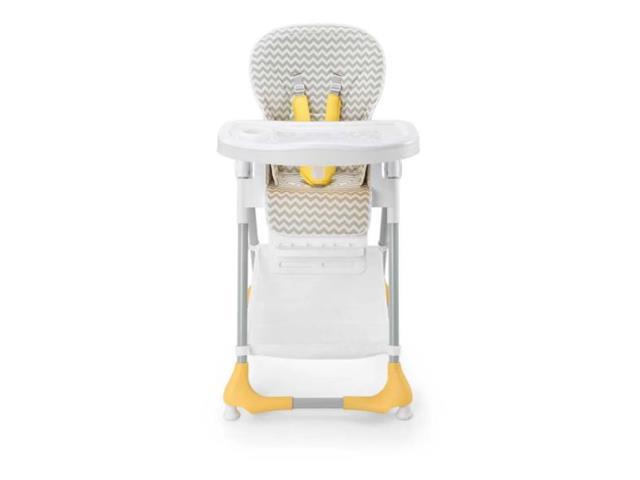 Cadeira Alta de Alimentação Multikids BB606 Gourmet Cinza até 15Kg - 1