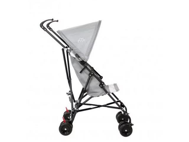 Carrinho de Bebê Guarda-Chuva Multikids BB559 Baby Navy Cinza - 3