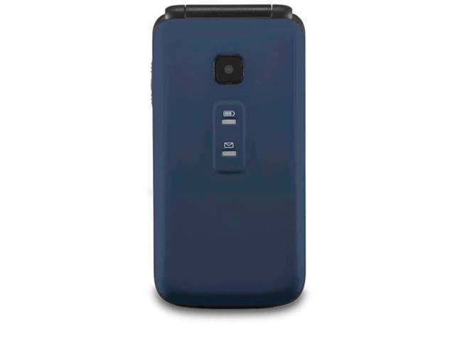Celular Flip Multilaser P9020 Vita Dual Chip MP3 Azul - 2