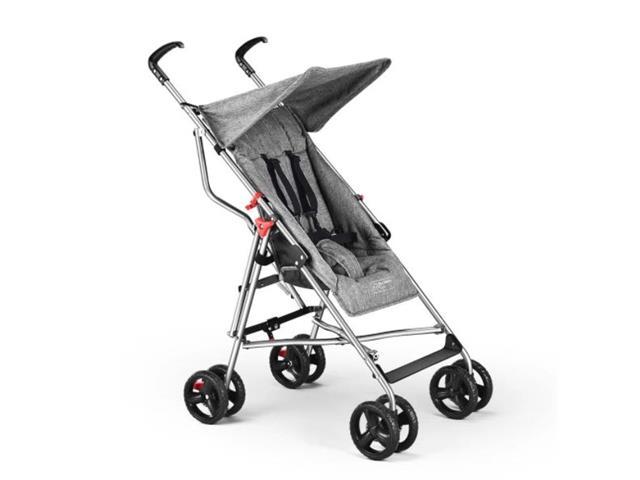 Carrinho de Bebê Guarda-Chuva Pocket Multikids Baby BB500 Cinza