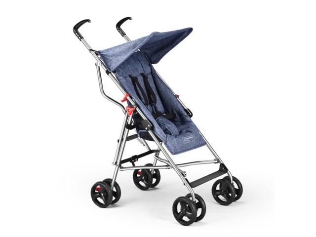 Carrinho de Bebê Guarda-Chuva Pocket Multikids Baby BB501 Azul