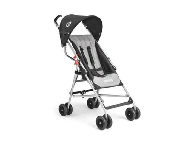 Carrinho de Bebê Guarda-Chuva Multikids BB506 Way Melange Weego Preto